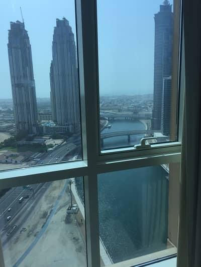 فلیٹ 2 غرفة نوم للايجار في الخليج التجاري، دبي - شقة في الخليج التجاري 2 غرف 130000 درهم - 4281977