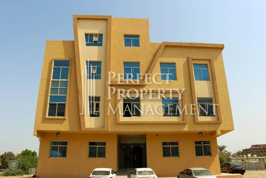 Brand New 1BHK For Rent in Nakheel Close to Safeer Market