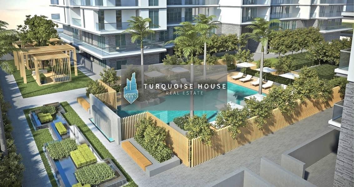 13 1 bedroom For sale in Dubai 10 minutes from Burj Khalifa