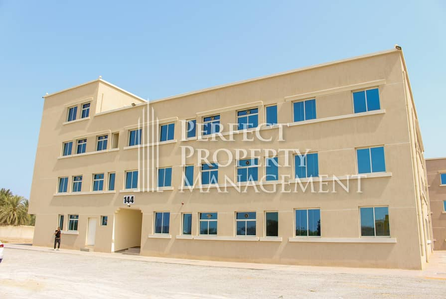 New 1BHK apartment for Rent in Nakheel