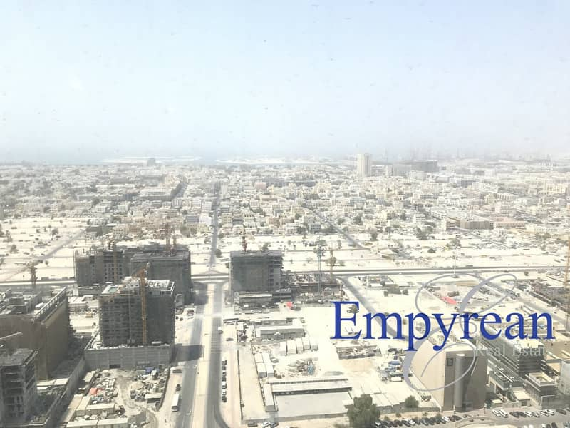 24 One Month Free Spacious one Bed room Sea view Next to Fairmont Sheikh Zayed Road