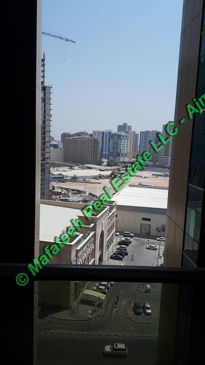فلیٹ 1 غرفة نوم للايجار في عجمان وسط المدينة، عجمان - برج هورايزون - عجمان - شقة بغرفة نوم واحدة - 1436 قدم مربع - 25,000