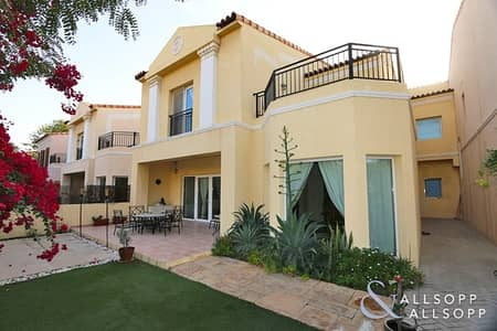 4 Bedroom Townhouse for Rent in Green Community, Dubai - Quiet Cul-De-Sac | 4 Beds | Close to Park