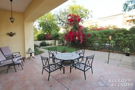 تاون هاوس 4 غرفة نوم للايجار في جرين كوميونيتي، دبي - Quiet Cul-De-Sac | 4 Beds | Close to Park