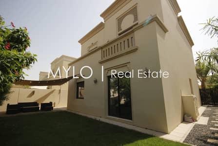 فیلا 3 غرفة نوم للبيع في المرابع العربية 2، دبي - Upgraded | Single row | 3 bedroom +maids