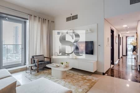 فلیٹ 1 غرفة نوم للايجار في دبي مارينا، دبي - Spectacular 1BR Apt | Luxury Living | Brand New Building