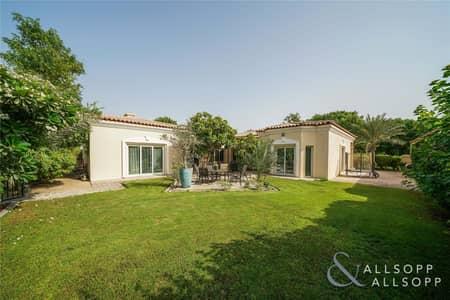 فیلا 6 غرفة نوم للبيع في جرين كوميونيتي، دبي - Extended | 5 Bedroom | Cul De Sac Location