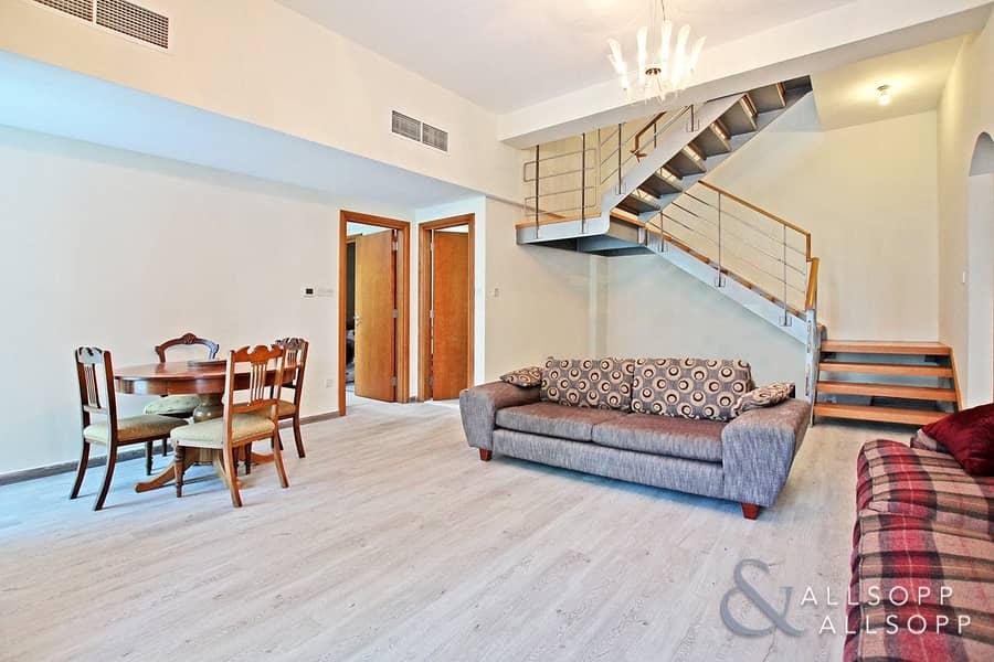 4 Bed Duplex | Partial Marina View |Vacant