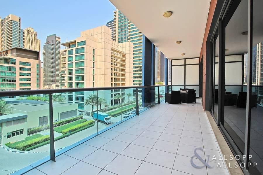 2 4 Bed Duplex | Partial Marina View |Vacant