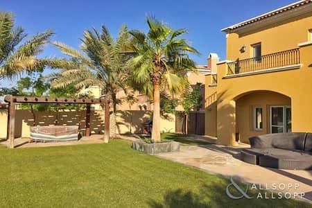 6 Bedroom Villa for Sale in Arabian Ranches, Dubai - Type 13   Huge Plot   Golf View   6 Beds