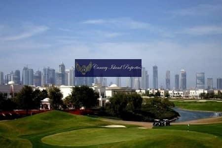 5 Bedroom Villa for Sale in Emirates Hills, Dubai - Full Golf View   Elevator   5 Bed