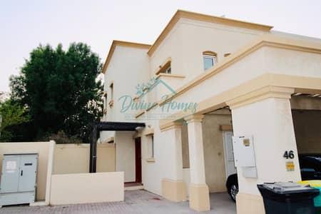 تاون هاوس 2 غرفة نوم للايجار في الينابيع، دبي - Large Plot Size | Wellmaintained | Easy access to villa