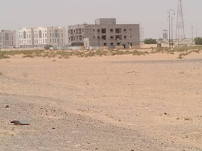 Plot for Sale in Al Rawda, Ajman - Land for sale in area of ​​10,000 feet