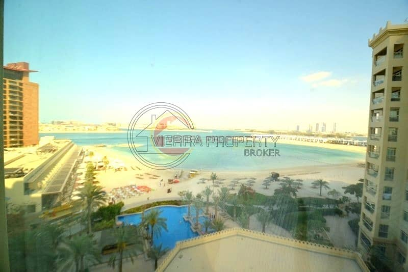 2 sea view|chiller free|Beach access|Furnished