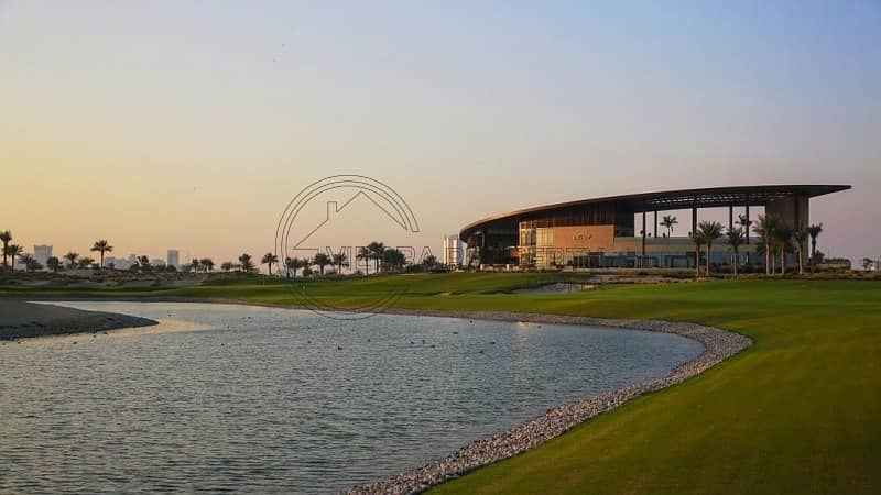 2 Golf course|Living in Holiday spot|High ROI