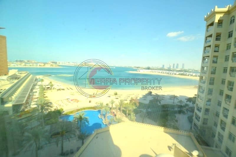 16 sea view|chiller free|Beach access|Furnished