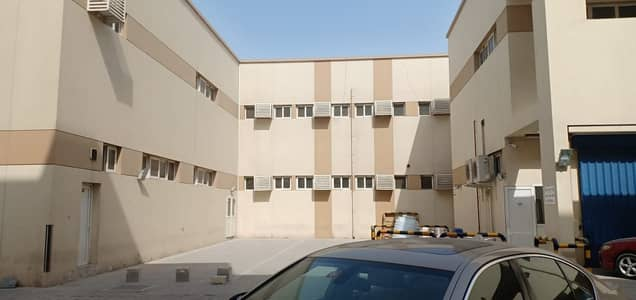 Labour Camp for Rent in Industrial Area, Sharjah - NO COMMISSION- Direct New, VERY GOOD STANDARD Staff accommodation, just off main road. Good price