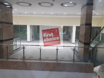 Shop for Rent in Rolla Area, Sharjah - Retail Shops available for rent in Prime location  of Sharjah