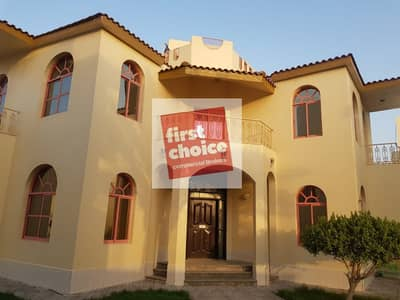 4 Bedroom Villa for Rent in Al Mirgab, Sharjah - Beautiful compound 4 Bedroom villa in Sharjah