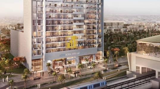 Overlooks Beautiful Scenery of  Dubai | Next to Metro Station