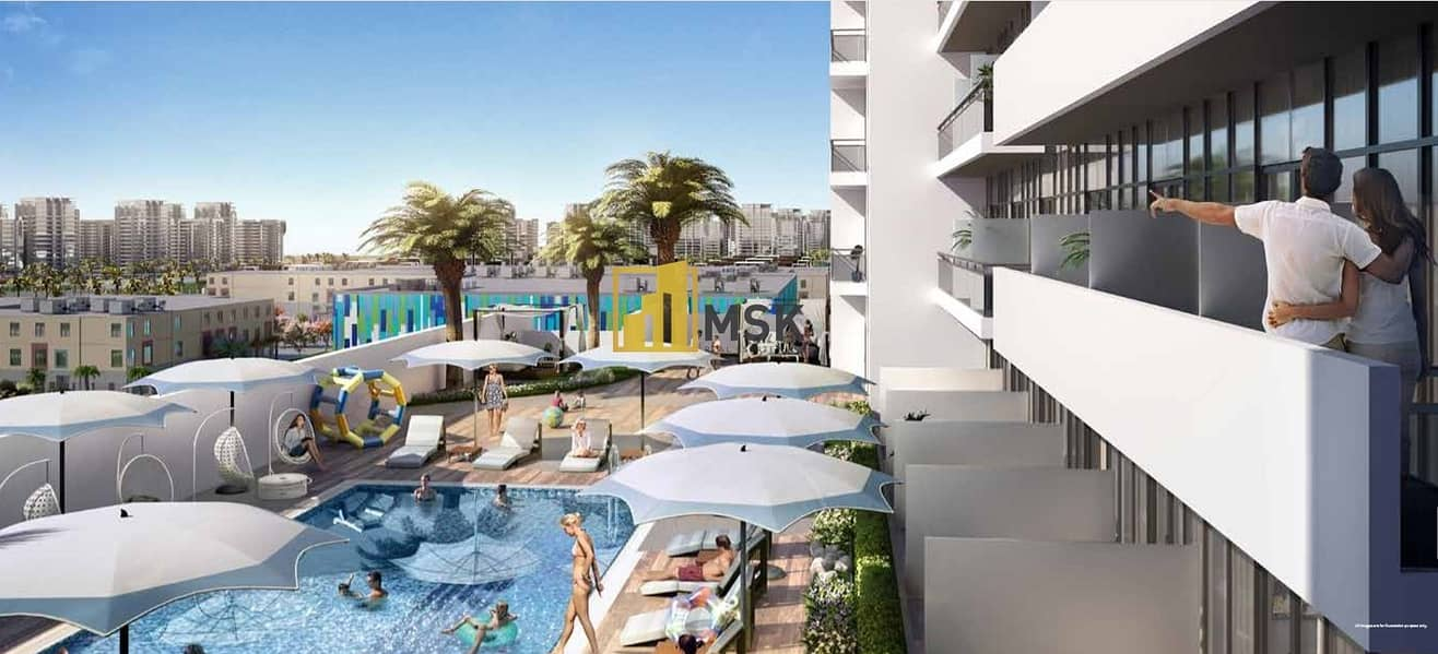 12 Overlooks Beautiful Scenery of  Dubai | Next to Metro Station