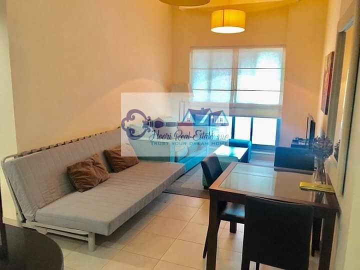 2 Stunning! Luxury! Fully Furnished 2BHK With Balcony For Rent in Sport City