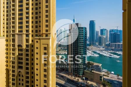 2 Bedroom Flat for Sale in Jumeirah Beach Residence (JBR), Dubai - Exclusive 2 BR | Excellent Condition | Nice layout