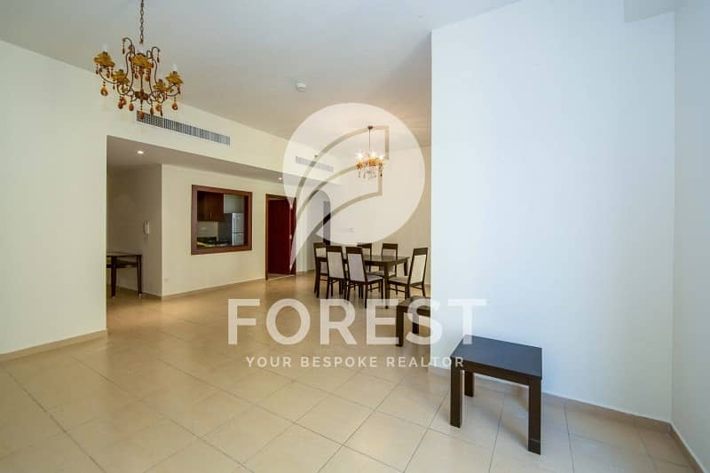 2 Exclusive 2 BR | Excellent Condition | Nice layout