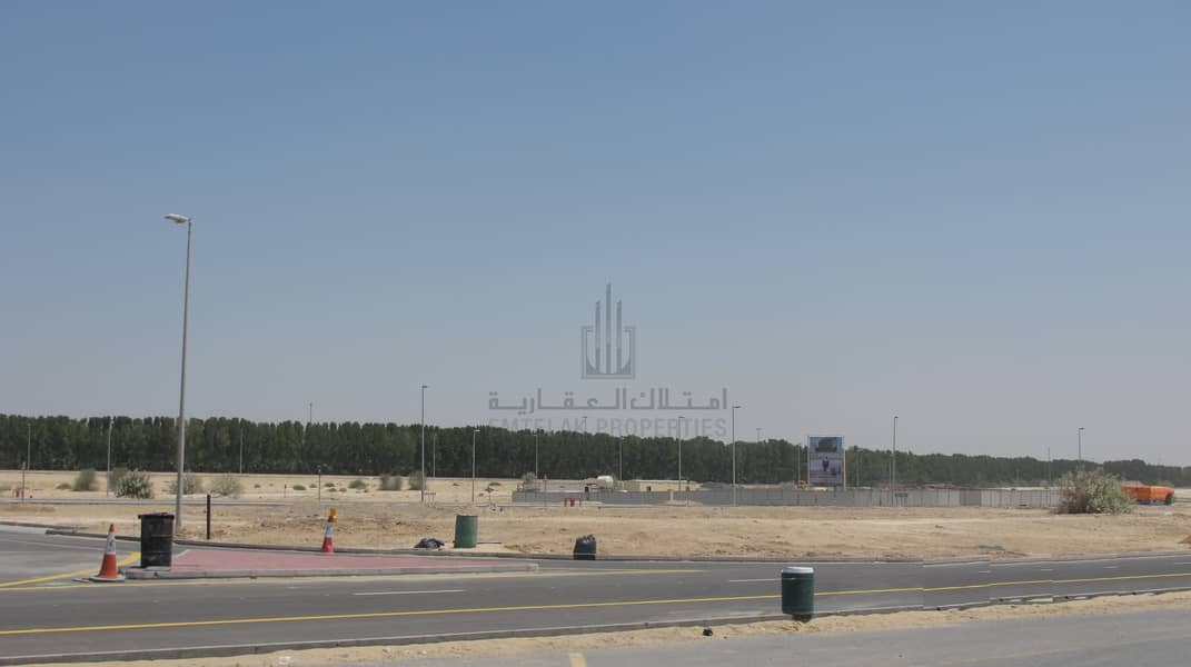 Plot G+15 Mixed use | Freehold plot on sale in Majan-Mizin with ready building permit