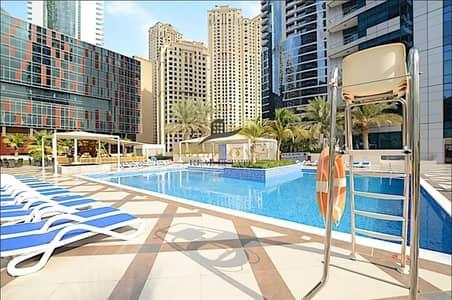 1 Bedroom Flat for Rent in Dubai Marina, Dubai - Marina View | Furnished | 1 Bedroom