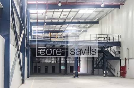 Brand new warehouse for rent |Technopark