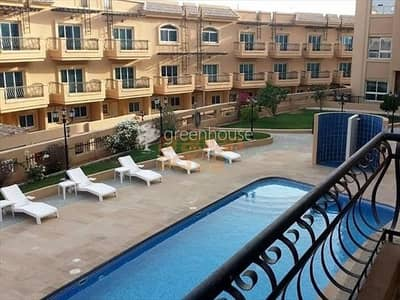فلیٹ 1 غرفة نوم للايجار في قرية جميرا الدائرية، دبي - Bright and Large One Bedroom Apartment in Diamond View
