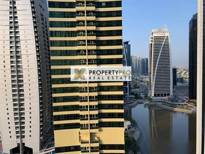 1 Bedroom Apartment for Rent in Jumeirah Lake Towers (JLT), Dubai - EXCLUSIVE! Lovely 1 BR Apt in  the heart of JLT