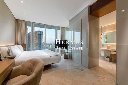 Studio for Sale in Jumeirah Village Circle (JVC), Dubai - Studio For Sale in FIVE Jumeirah Village Circle - Hotel Operated, No Service Charge Fee