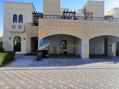 4 Bedroom Townhouse for Sale in Mudon, Dubai - Single Row| Corner Unit| Park View|Larger Plot