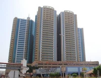 فلیٹ 1 غرفة نوم للايجار في عجمان وسط المدينة، عجمان - شقة في برج هورايزون B أبراج هورايزون عجمان وسط المدينة 1 غرف 28000 درهم - 4275397