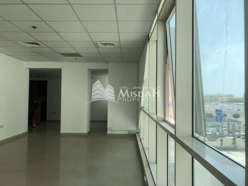 948Sq.ft Ready to Move Office with Free Parking near Al Mulla Plaza