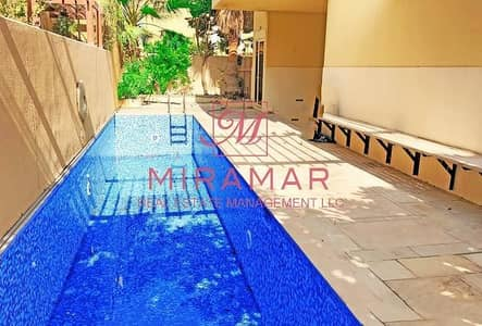 4 Bedroom Villa for Rent in Al Raha Gardens, Abu Dhabi - WITH PRIVATE POOL VILLA TYPE 5, LUXURY!
