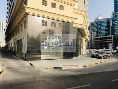 محل تجاري  للايجار في المجاز، الشارقة - SHOPS AVAILABLE FOR RENT IN AL GHANEM BUSINESS CENTRE WITH 1 MONTH FREE