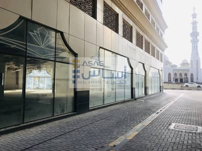 Showroom for Rent in Al Majaz, Sharjah - SHOPS AVAILABLE FOR RENT IN AL GHANEM BUSINESS CENTRE WITH 1 MONTH FREE
