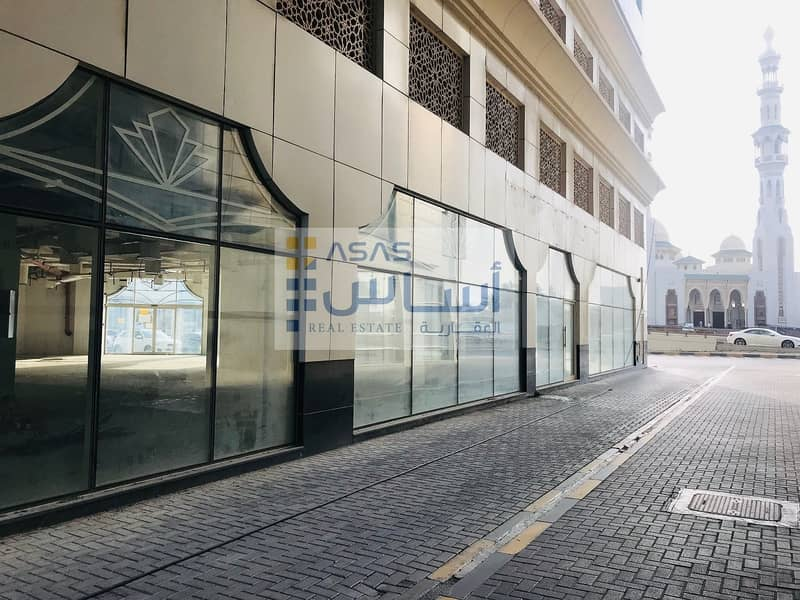 SHOPS AVAILABLE FOR RENT IN AL GHANEM BUSINESS CENTRE WITH 1 MONTH FREE