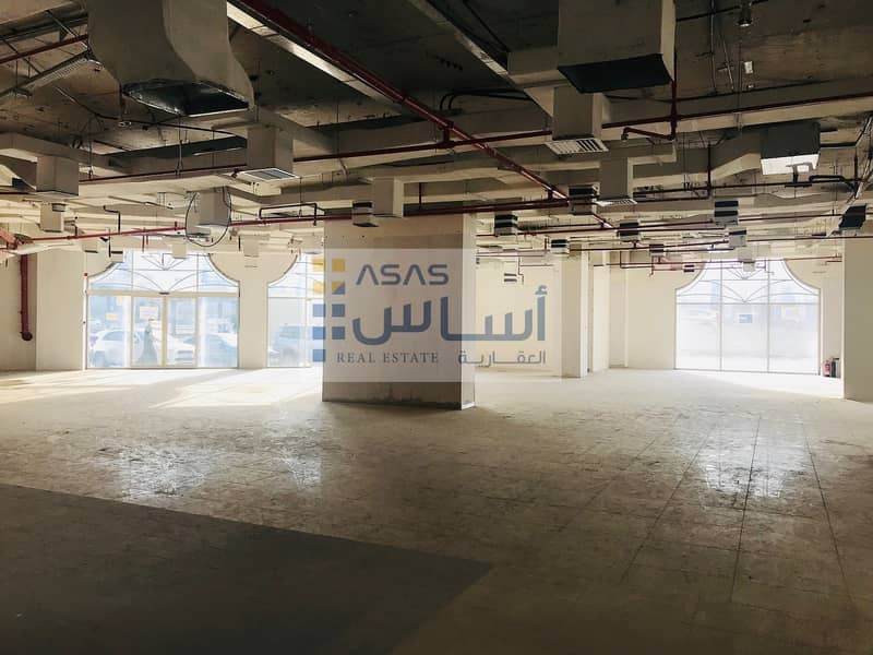 16 SHOPS AVAILABLE FOR RENT IN AL GHANEM BUSINESS CENTRE WITH 1 MONTH FREE