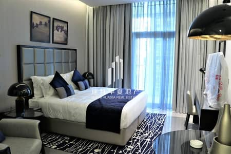 Studio for Sale in Business Bay, Dubai - Hotel Apt | Fully Furnished | With Balcony