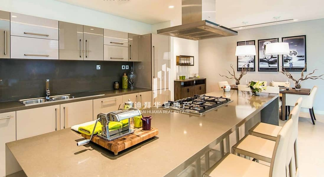 Luxury Apt | No Commission | Kitchen Equipped