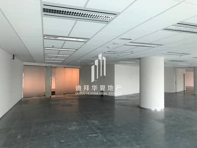 Floor for Rent in Sheikh Zayed Road, Dubai - Full Floor | Glass Partition | 1 Month Free
