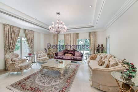 6 Bedroom Villa for Rent in The Lakes, Dubai - Upgraded | Extended | Available 1st October