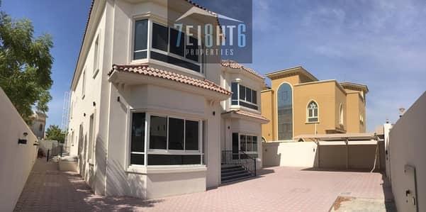 فیلا 5 غرفة نوم للايجار في البرشاء، دبي - Beautifully presented: 5 b/r independent villa with basement + maids room + stunning garden for rent in Barsha South 2