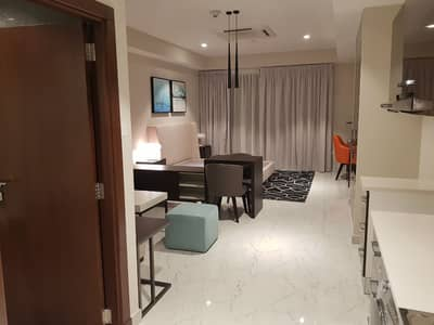 Studio for Sale in Mohammad Bin Rashid City, Dubai - 10 years payment plan without any interests in prime location & Burj khalifa view