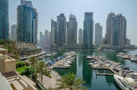 4 Bedroom Villa for Sale in Dubai Marina, Dubai - Full Marina View | 4 Beds + Maids with Rooftop