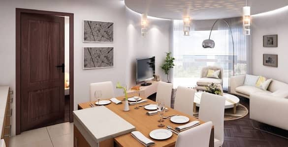1 Bedroom Flat for Sale in Al Furjan, Dubai - One Bedroom-Furnished Apartment - Ready to Move- In at Al Fujan by Azizi Samia By Azizi Development